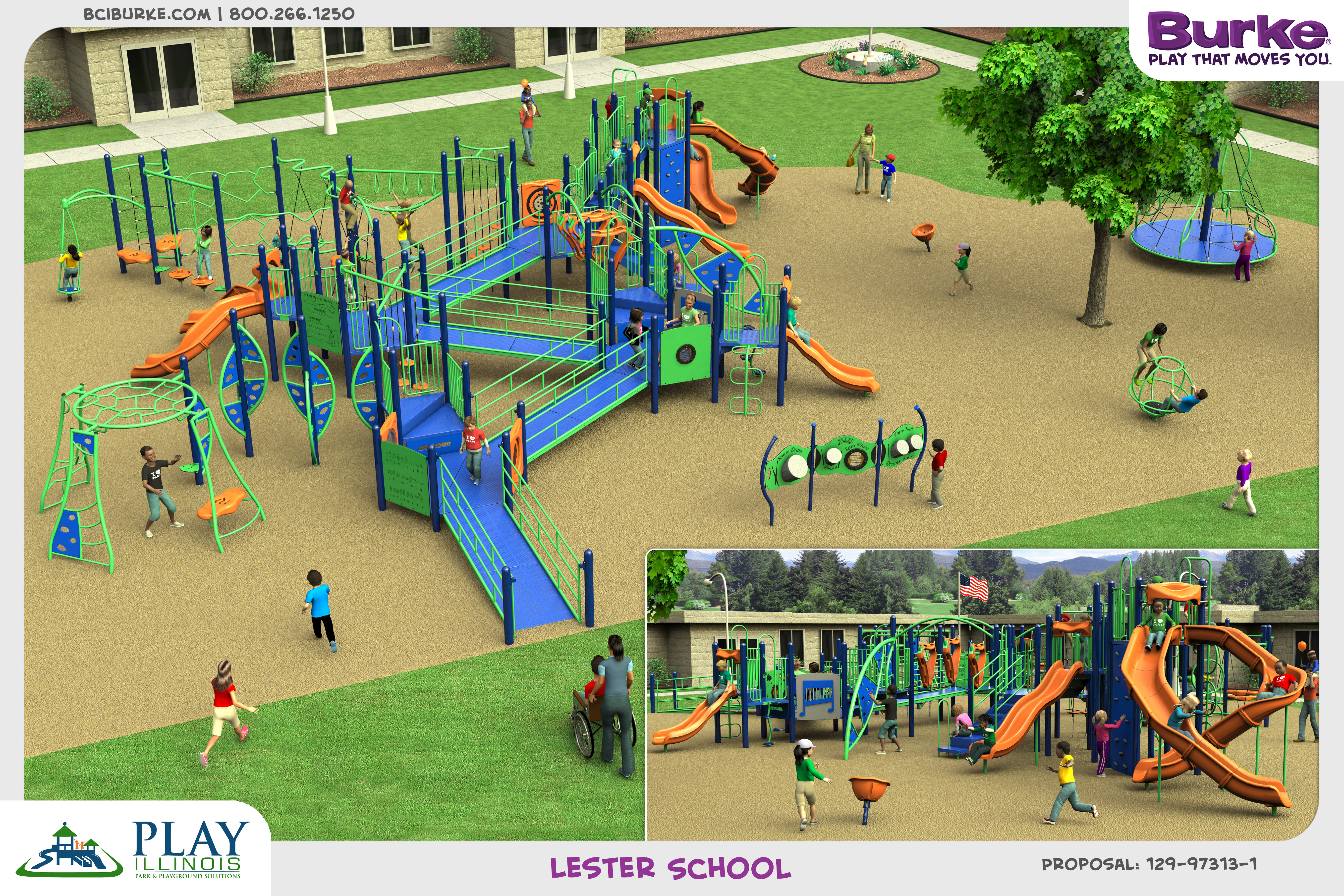 129-97313-1A_LesterSchool dream build play experience accessible playgrounds