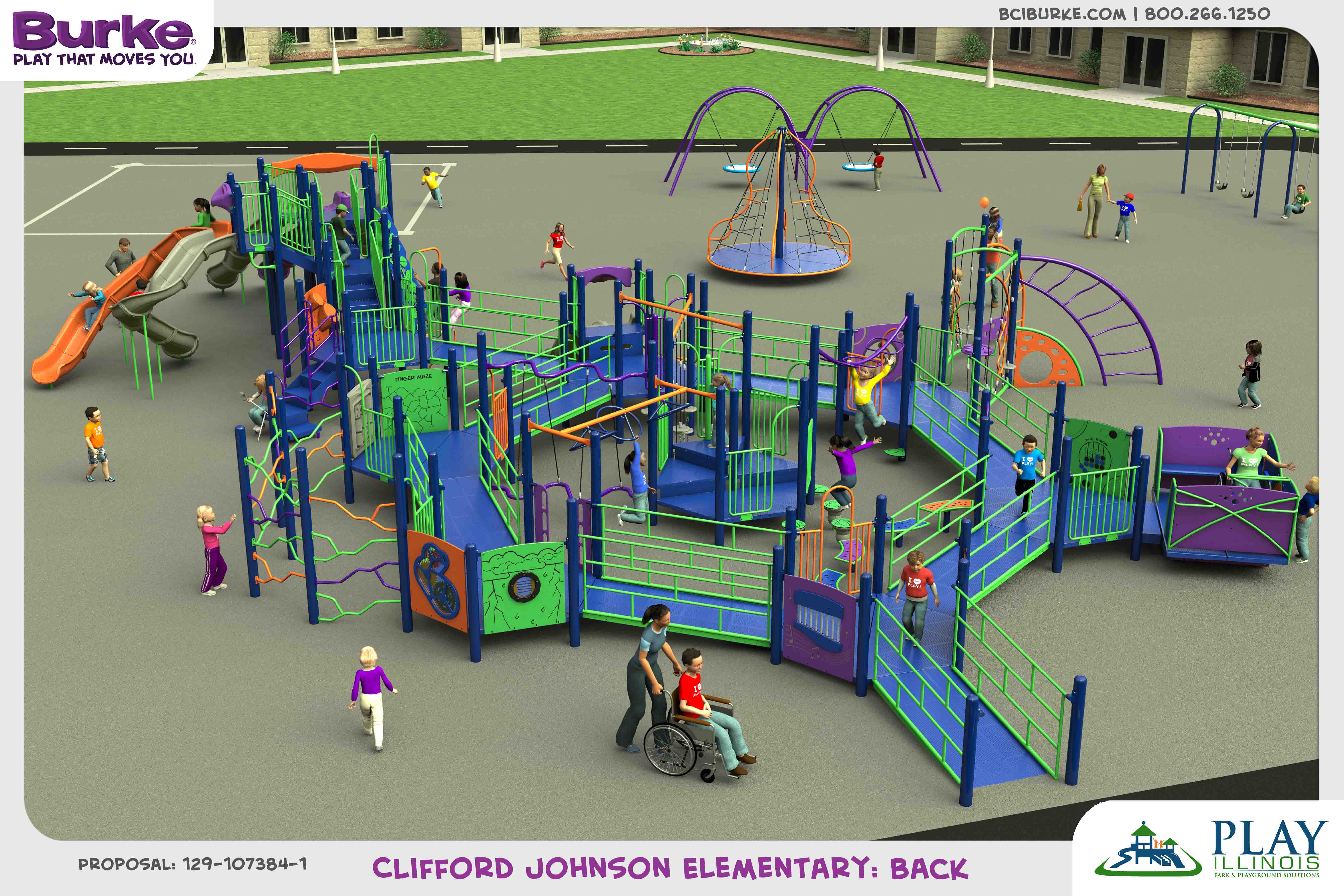 CliffordJohnsonBack dream build play experience accessible playgrounds