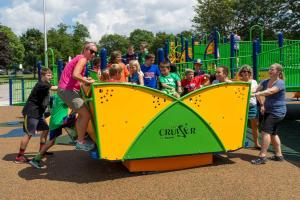 cruiser-hillcrest dream build play experience accessible playgrounds